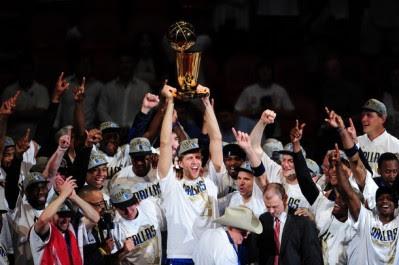 BALONCESTO (Finales NBA 2011) - Game 6: Por fin los Mavericks conocen el ganar una liga de la NBA