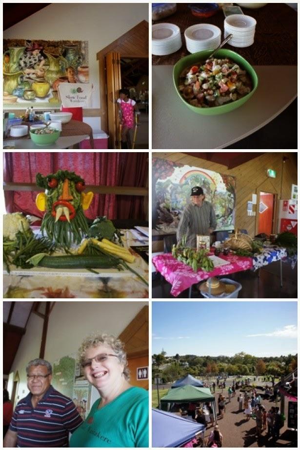 A few images from Glen Eden Food Festival