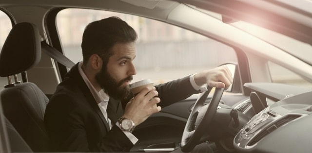 how to improve work commute drive