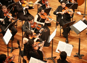Concierto de las Orquestas Juveniles de la OFB