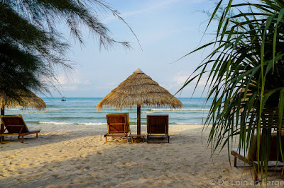 Sunset lounge GH - Sihanoukville - Cambodge