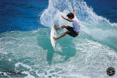 Martinique Surf Pro, c'est parti !