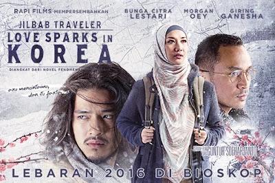 Lirik : Bunga Citra Lestari - Aku Bisa Apa (OST. Jilbab Traveler : Love Sparks in Korea)