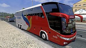 Bus mod - LD Paradiso G7 + Passengers Mod