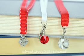 charm bookmarks