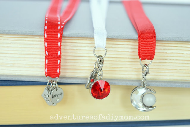 charm bookmarks