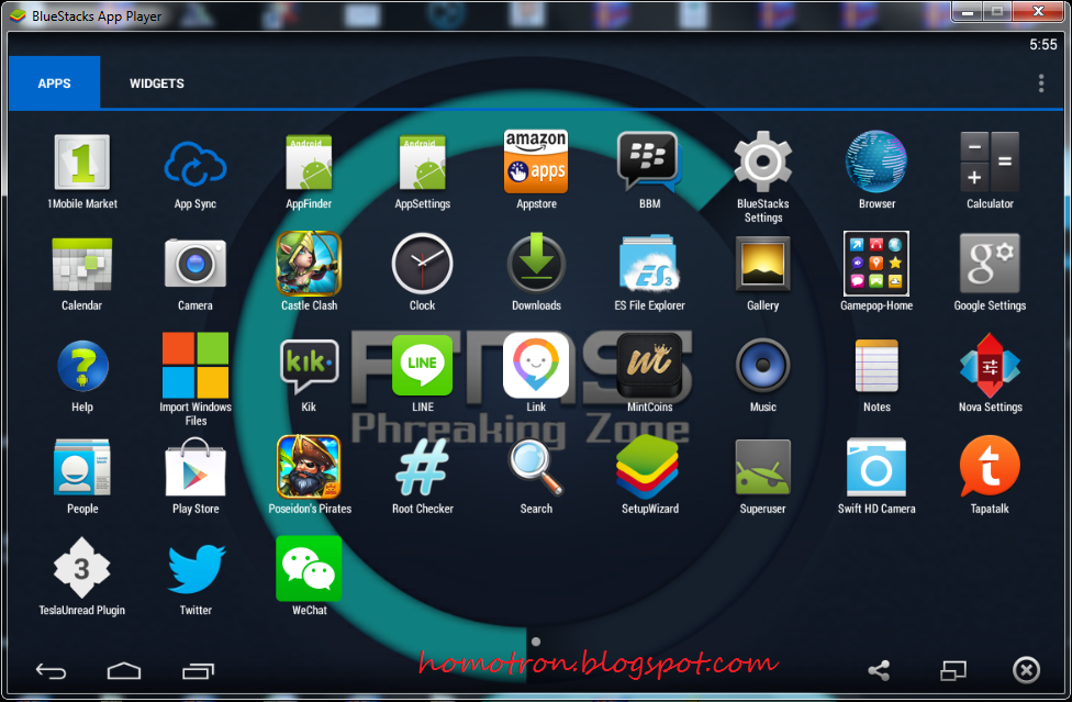 download bluestack offline installer versi terbaru homotron