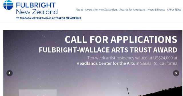 Fulbright New Zealand General Graduate Awards in the USA, 2019-2020 - Bivash Vlogs