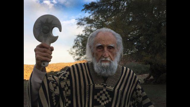 """""""El sabio de la tribu"""""""