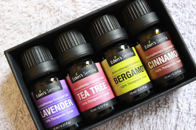 Essential Oils Worth A Try | Eden's Semilla | Tea And Beauty