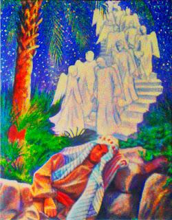 ইয়াকুব বাড়ি থেকে পালিয়ে যান 8।কিতাবুল মোকাদ্দেস