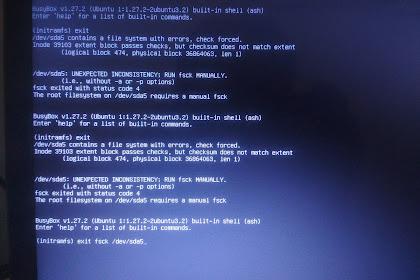 BusyBox v1.27.2 (Ubuntu 1:1.27.2-2ubuntu3.2) build-in shell (ash)
