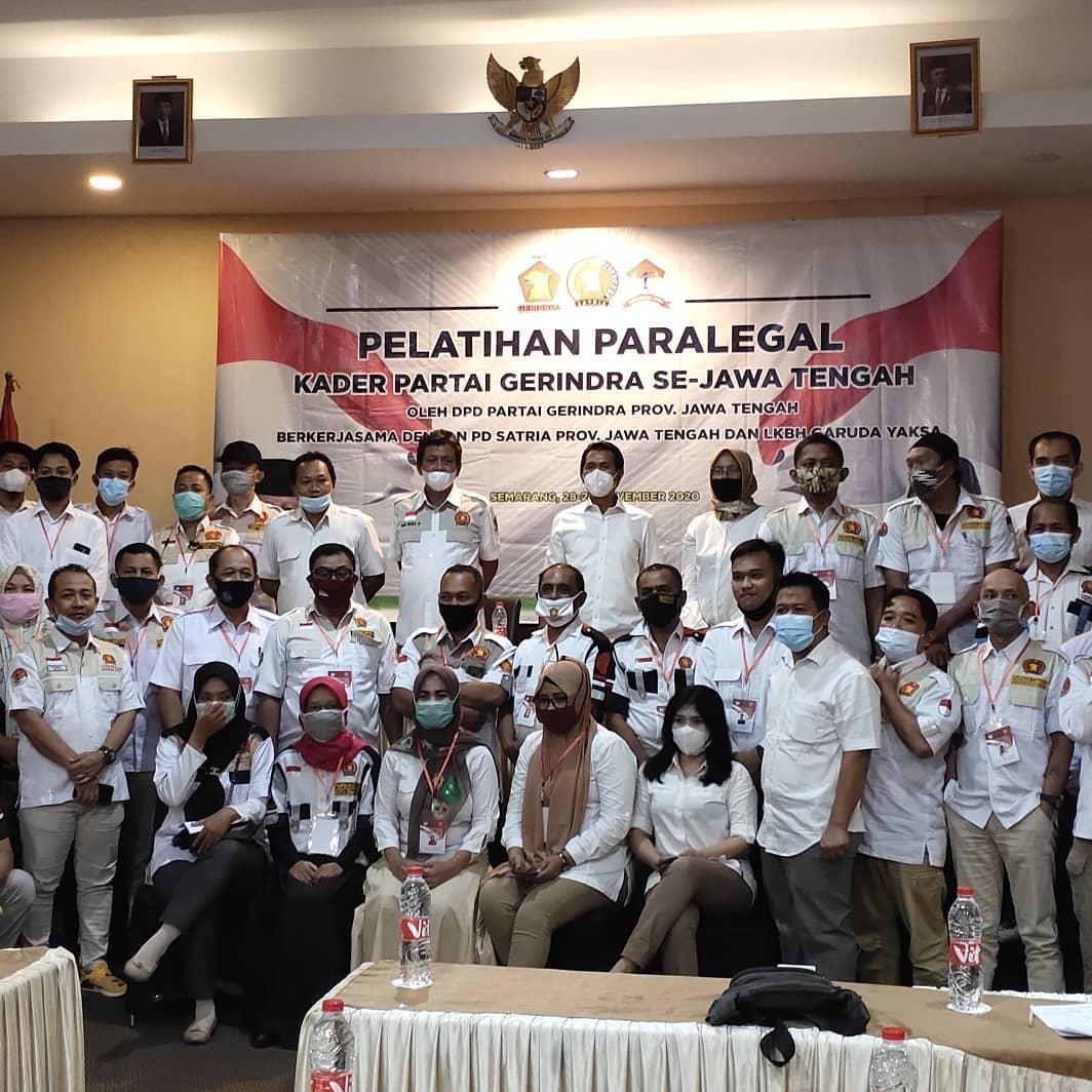 Satria Partai Gerindra Provinsi Jawa Tengah