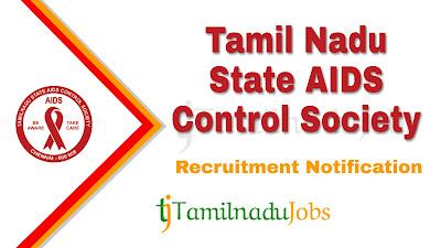 TANSACS Recruitment notification 2019, govt jobs in tamil nadu, govt jobs for 12th pass, tn govt jobs