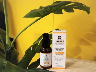 Kiehl's 兩大升級配方產品 ෆˊ̖ 讓你擁有美肌重要元素