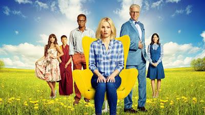 melhores séries aprender inglês Netflix The Good Place