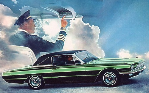 Theclassiccarfactory Com 1966 Ford Thunderbird Town Coupe