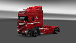 Scania RJL Kantola & Koramo Skin