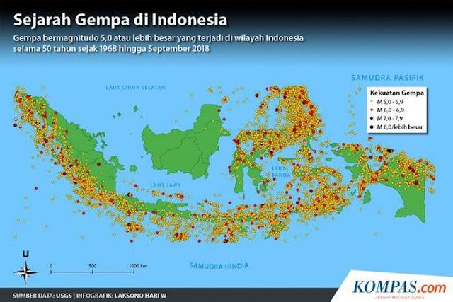 Tsunami Banten, Bukti Nyata Bahwa Hanya Soal Waktu Tsunami Bakal Terjang Wilayah Indonesia