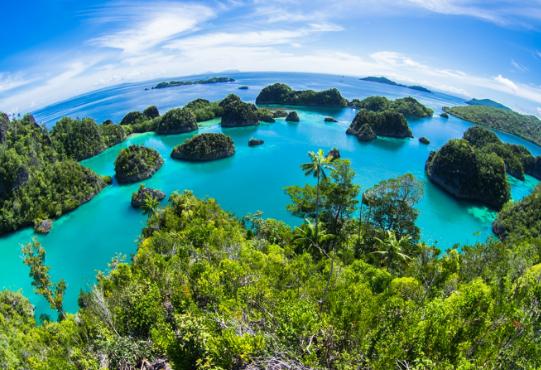 5 Tempat Wisata di Papua yang Terkenal dan Mendunia