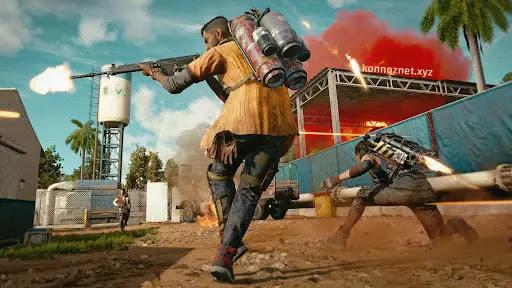 مراجعة لعبة Far Cry 6