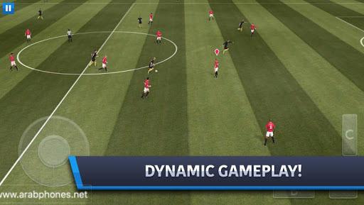 تحميل لعبة دريم ليج سكور 2017 Dream League Soccer v4.01 مهكرة للاندرويد
