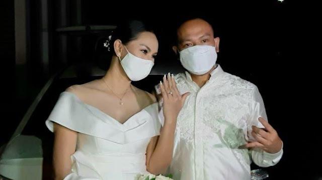 Batal Menikah dengan Artis Kalina Oktarani, Vicky Prasetyo: Semoga Ada Hikmah Dibalik Semua Ini