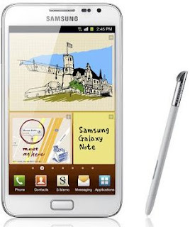 Root Samsung Galaxy Note All Versions