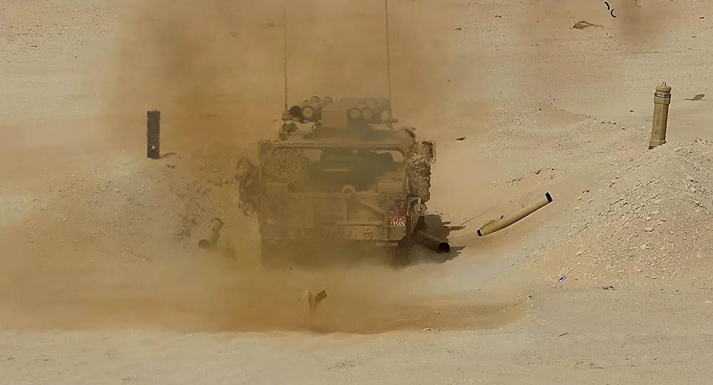 """""""سيف العرب""""... تدريب عسكري على الأراضي المصرية بمشاركة 5 دول عربية"""