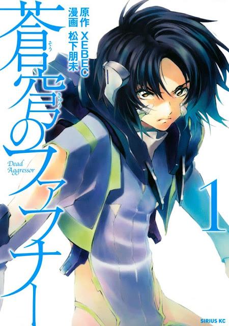 El manga Sokyu no Fafner - Dead Aggressor de Tomomi Matsushita ha llegado a su final.