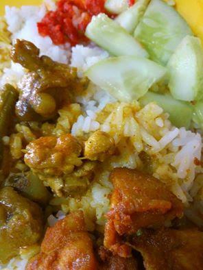 nasi kak wok seremban