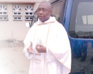 catholic priest attacked by assassins