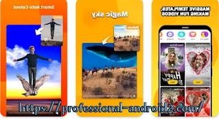 تحميل تطبيق Biugo مهكر لتصاميم الفيديو بأحترافه عاليه آخر إصدار للأندرويد.