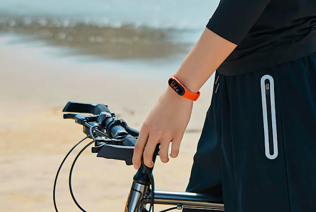 Xiaomi Mi Band 4: The best economic activity bracelet is renewed with NFC and OLED screen.