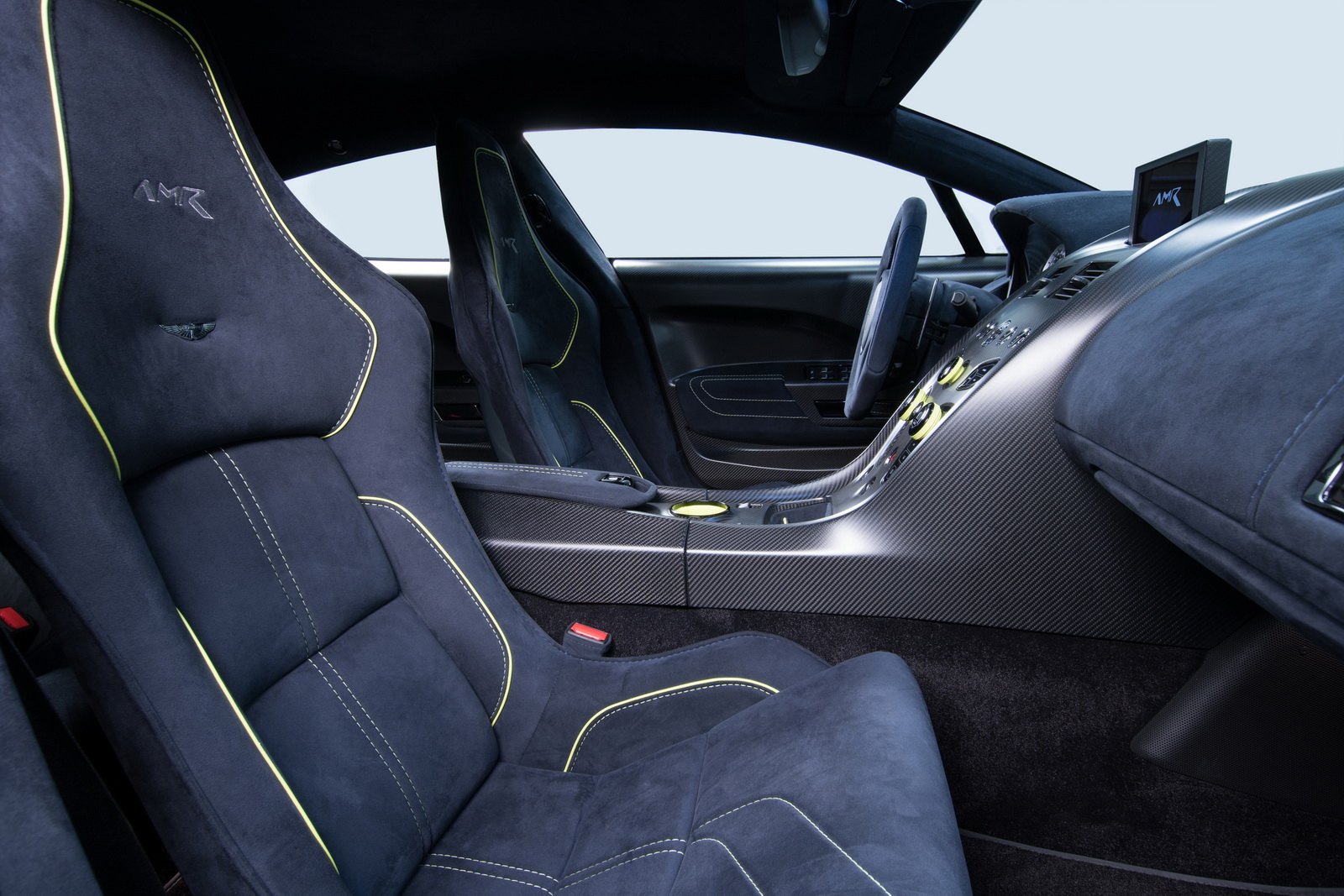 2009 - [Aston martin] Rapide - Page 20 Rapide_AMR_10