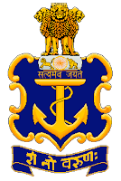 Indian Navy, Kerala, Force, freejobalert, Latest Jobs, Hot Jobs, Graduation, indian navy logo