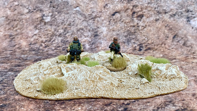 28mm Model Rock Formations for Western Africa, Mali and the Sahel