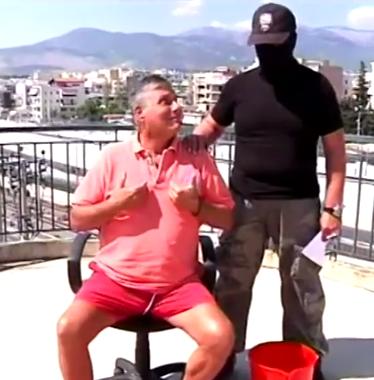 Δείτε το Ice Bucket Challenge του Γιώργου Τράγκα!!!
