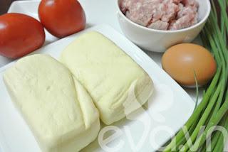 Ngày lạnh ăn canh đậu phụ trứng