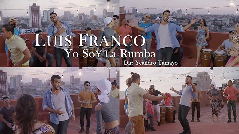 Luis Franco - ¨Yo soy la Rumba¨ - Videoclip - Dirección: Yeandro Tamayo. Portal del Vídeo Clip Cubano