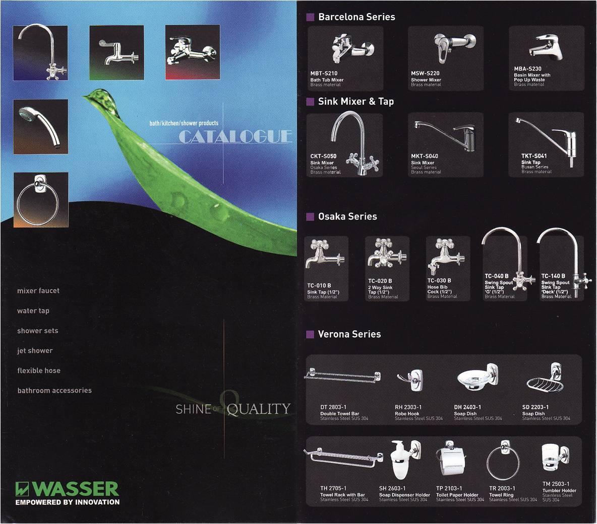 Sanitary Wasser Bath Accessories Media Bangunan