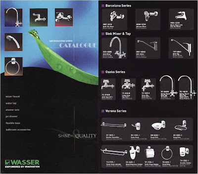 Sanitary WASSER Bath Accessories