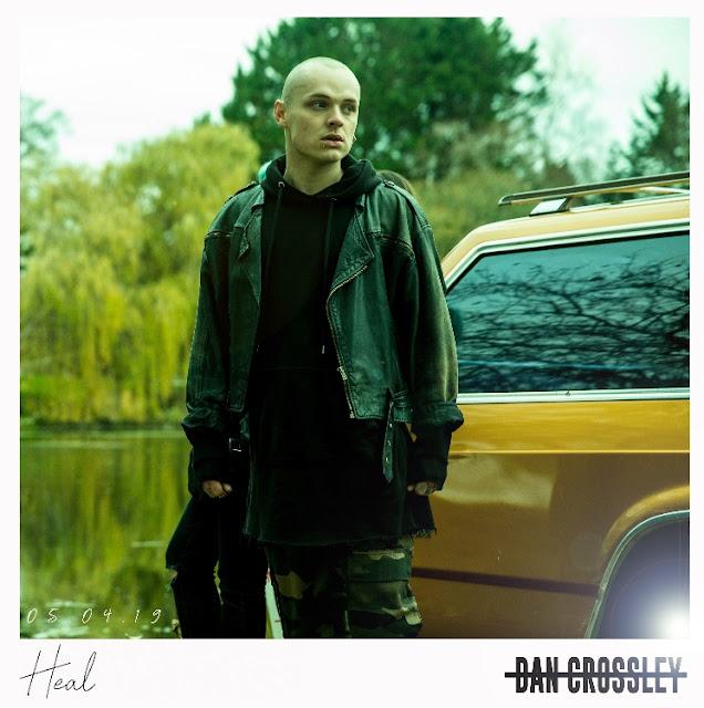 Dan Crossley Unveils New Single 'Heal'