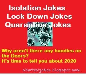 Jokes cheer short up to someone 84+ Sick