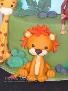 lion sugar paste