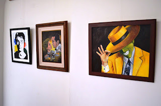 A visita à exposição na Galeria Sami Mattar acontece de segunda a sexta, das 9h às 18h