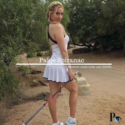 Paige Spiranac : Tidak Hanya Seksi Tapi Pandai Bermain Golf