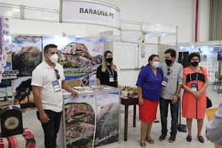 Baraúna participa de evento regional e inicia criação de imagem e de seu potencial turístico