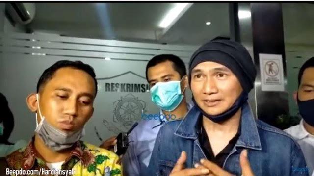 Anji: Ternyata Saya Tak Bisa Percaya Media di Indonesia