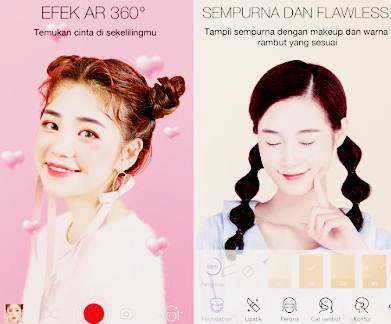 Aplikasi Makeup Wajah di Android Terbaik